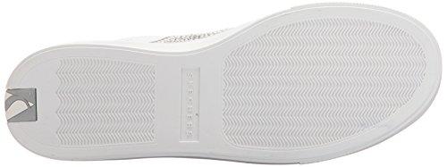 Skechers Blanc Blanc Basket Modã¨le Basket Marque 73493s Couleur rrnqxP