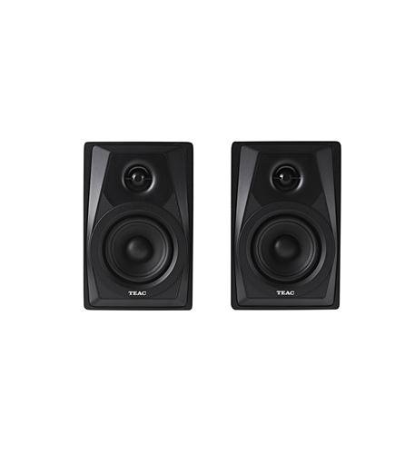 Teac LSM100B 2-Way Powered Monitor Speakers (Pair) by Teac