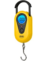 Scales AMW-SR-20 Yellow Digital HanGinG Scale, 44lb by 0.02 LB