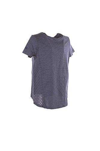Mezza Donna Penn Avio Wytee0429 T Woolrich Sangallo rich By Blu Manica Inserti shirt x64qOa6