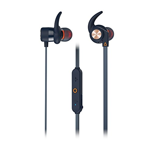Creative Outlier Sports Wireless Sweatproof in-Ears (Blue)