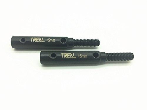 (Treal Steel Stub Axle (Portal Drive) +5mm for Traxxas TRX-4 Trail Defender Crawler)