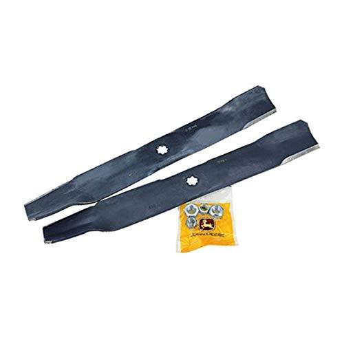 John Deere AM141034 Lawn Mower Blade Kit for 42