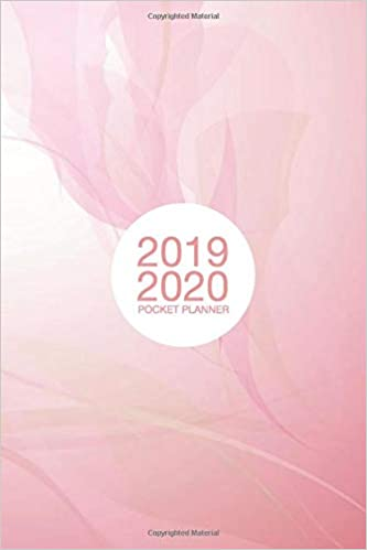 Amazon.com: 2019-2020 Pocket Planner: Monthly Planner 2-Year ...
