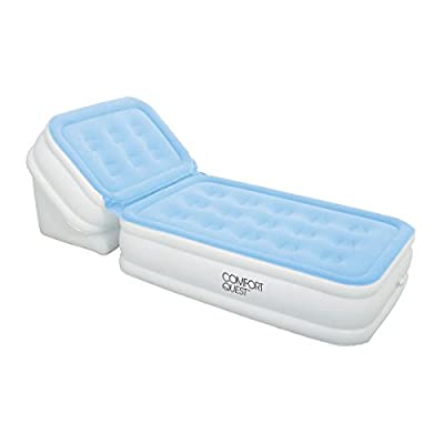 Brand New Bestway Comfort Quest Inflatable Air Bed With Adjustable Backrest | 67386N