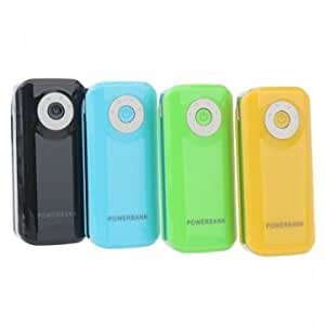5600mAh Portable Mobile Power Bank Battery Charger For Mobile Phone --- Color:Blue