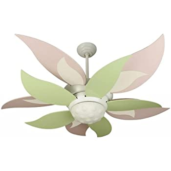 Craftmade BL52W, Bloom Ceiling Fan With Light, 52 Home Design Ideas
