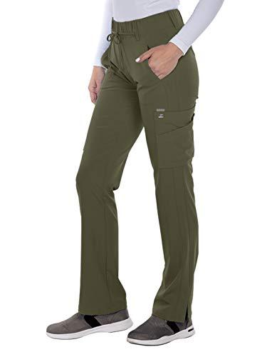 - Grey's Anatomy Signature 2218 Trouser Cargo Pant Olive M