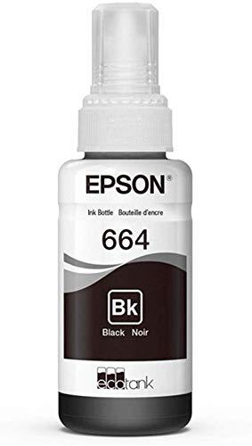 Getsingular Epson T6641 Originales - Botellas de Tinta Negra ...