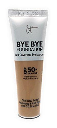Cosmetics Foundation Full Coverage Moisturizer