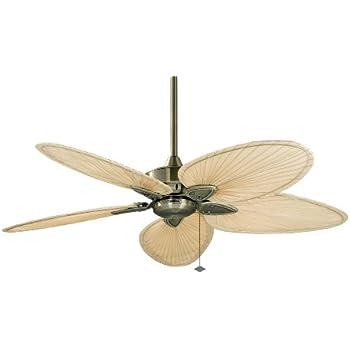 Fanimation fp320ab1 islander 5 blade ceiling fan in antique brass fanimation fp7500ab 220 windpointe 220 volt ceiling fan antique brass aloadofball Gallery