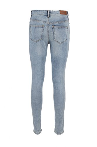 Blu Moda D Denim Vero Su Jeans Vmseven Blue Light Jeans sl Ct198 Noos Nw Knee Donna W7FHfFqYg