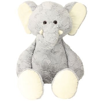 Animal Adventure Biscuit Friends 28 Elephant Plush By Animal