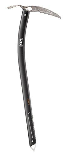 Petzl Erwachsene Eispickel Summit, Black, 52 cm, U13B