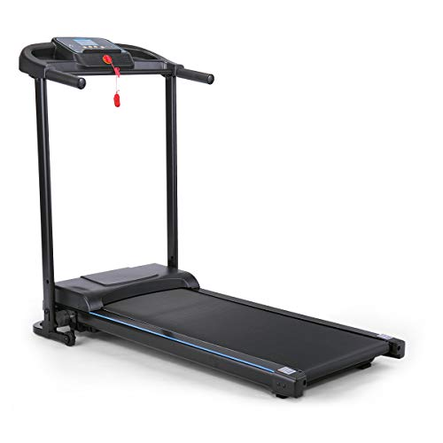 thegreatshopman Folding Treadmill Running Jogging Machine Gym Home Exercise Fitness Electric W/Smart Digital Display