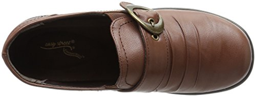 Easy Street Dames Ode Flat Tan