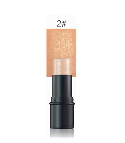Concealer Sticks Facial Makeup Contour Cream Lip Dark Circle concealer stick 3D Bronzers Highlighters Repair Flawless Stick #2