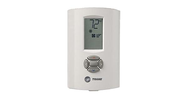 trane reliatel non programmable zone sensor sen02076 sen 2076 rh amazon com