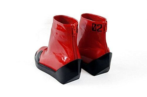 Stiefel EVA 39 Shikinami Groesse Asuka Damen Battleframe Driving Schuhe Rangur¨¥ 6AAYwrqP