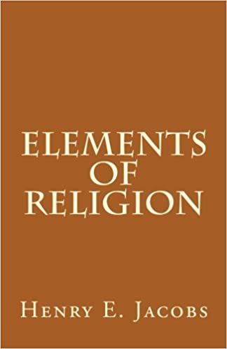 Elements Of Religion Paperback July 5 2011