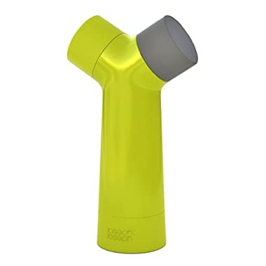 Joseph Joseph Salt & Pepper Y-Grinder, Green