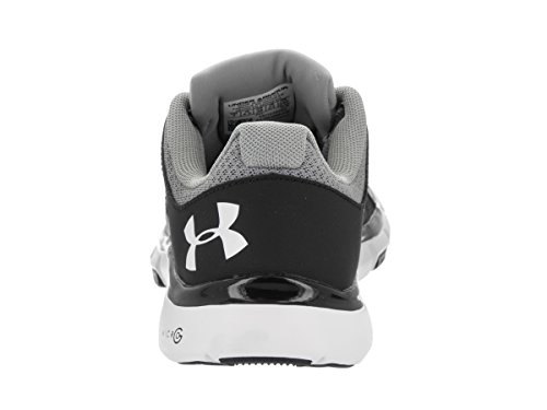 2 UA Team Steel Micro Women's Shoes Armour Limitless Training Under Black G White qfEw6YROnx