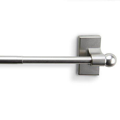 Rod Desyne Magnetic Curtain Rod, 17-30