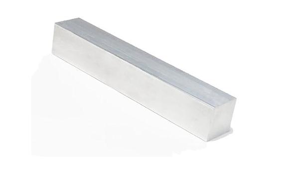 6061 T6511 Extruded Aluminum Square Bar 36 Length Mill Finish RMP 3//8 x 3//8