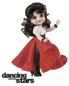 l Adora Gallito Belle Dancing with the Stars ()