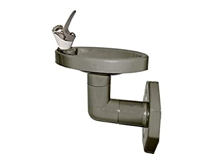 D&L FunTyme Outdoor Drinking Fountain (Gray)