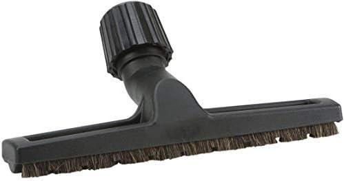DREHFLEX - Cepillo universal para pisos de parquet – Cepillo para aspiradora (pisos parqué) Diámetro 30-37 mm – Cerdas de pelo de caballo especiales: Amazon.es: Hogar