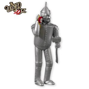 [The Tin Man Wizard Of Oz 2010 Hallmark Ornament] (Tin Man On Wizard Of Oz)