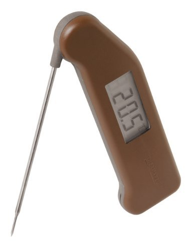 Thermometer And Probe Brown