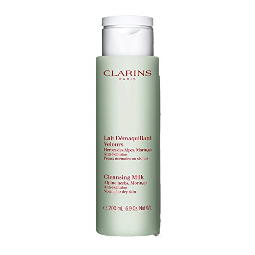 Clarins Cleansing Milk - Normal or Dry Skin, 6.9-Ounce