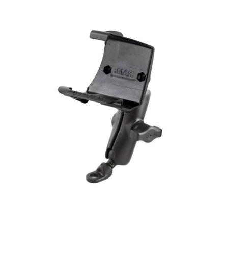 9MM FLAT BASE BIKE MOUNT FOR GARMIN BMW NAVIGATOR II/III STREETPILOT 2610 2620 2650 2660 2720 2730 2820