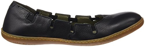 Women's Naturalista El Viajero Black Slipper N5272 6gq8yxwA
