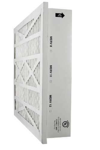 20x25x5 (19.88x24.88x4.38) MERV 11 Grille Filter ( 2 PACK ) by Allergy Filter Depot