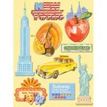 K & Company Happy Trails Grand Adhesions - New York ()