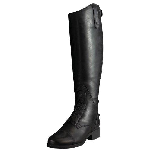 ARIAT Damen Reitstiefel BROMONT Tall H2O Stiefel, schwarz, 6.5 (40), Höhe:47cm/Wade:38cm