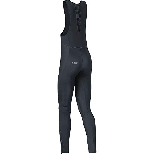 Gore Women's C3 Wmn Gws Bib Tights+, Black, M by GORE WEAR (Image #1)