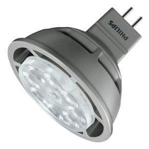 Philips 453514 - 6.5MR16/F36/2700 DIM MR16 Flood LED Light Bulb
