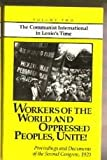 Workers of the World and Oppressed Peoples Unite!, V.I. Lenin, 0937091103