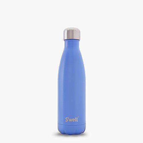S'well Bottle Water Beer Beverage 17oz Monaco Blue
