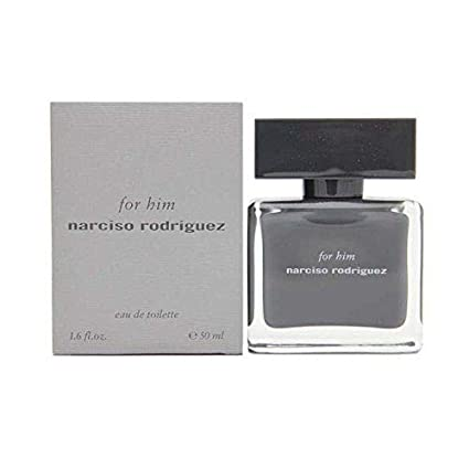Narciso Rodriguez By Narcisco Rodriguez For HIM- Agua de tocador vaporizador, 50 ml