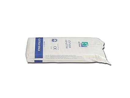 Gima 34837 Pack algodón hidrófilo, 100 g, 50 unidades): Amazon.es ...