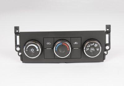 Acdelco 15 74183 Gm Original Equipment Heizung Und Klimaanlage Bedienfeld Mit Beheiztem Spiegelschalter Auto