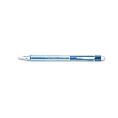 [Pilot - Pilot Better Ball Point Stick Pen 1mm, Blue Ink, Stainless Steel Point And Metal Clip (Pack of 12 Pcs.)] (Easy Touch Ballpoint Pen Refillable)
