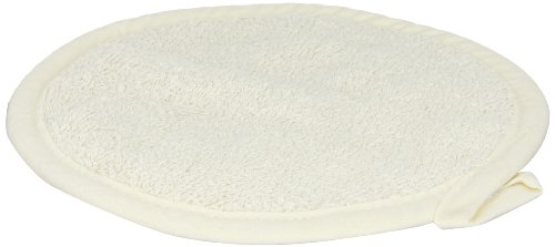 San Jamar 813RPH Heavy Duty Terry Cloth Round Pot Holder, 8