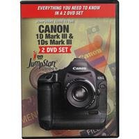 Price comparison product image JumpStart Video Training Guide on DVD for the Canon 1d Mark III & Canon 1ds Mark III Digital Cameras