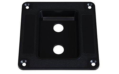 Penn Elcom M1500 Double 1/4 Jack Plate